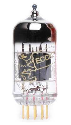 Gold Lion B749 / ECC82 / 12AU7 Preamp Vacuum Tube with Gold Pins
