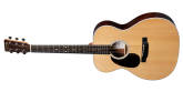 Martin Guitars - 000-13E Road Series Spruce/Siris Acoustic/Electric Guitar with Gig Bag - Left-Handed