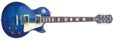 Epiphone - LP Standard Pro Electric Guitar - Translucent Blue