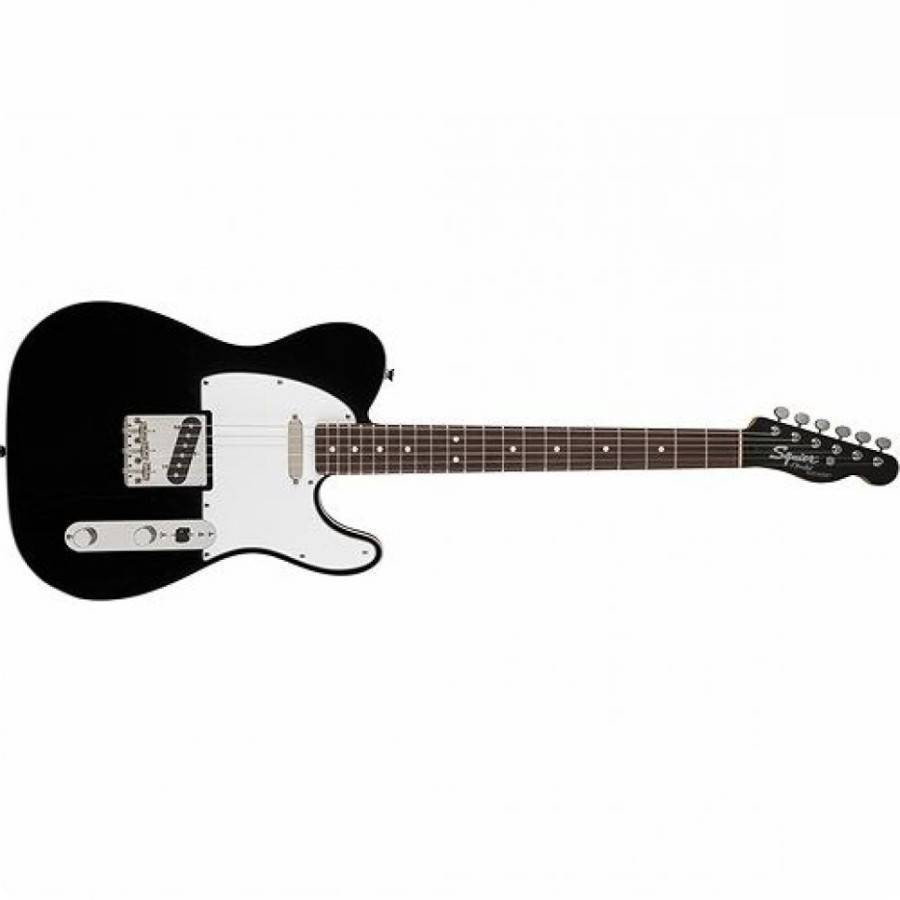 squier limited classic vibe telecaster custom black long mcquade musical instruments. Black Bedroom Furniture Sets. Home Design Ideas