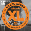 DAddario - 10 Pack of Nickel Wound Electric Strings EXL110-10P