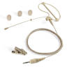 Samson - SE50 Earset Microphone with Micro-Miniature Condenser Capsule - Beige