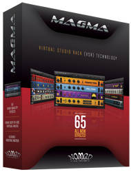 Magma Virtual Studio Rack