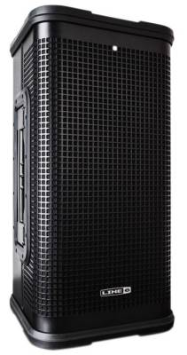 StageSource Powered PA Speaker w/Mixer