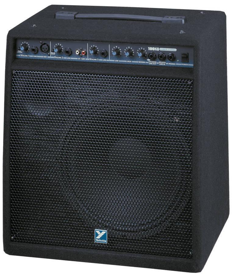 yorkville sound 100 watt keyboard amp long mcquade musical instruments