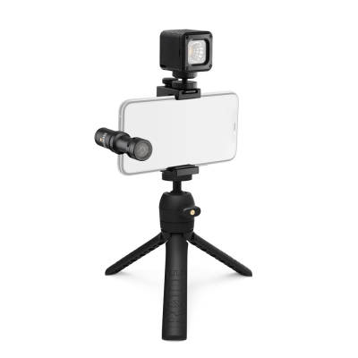 Vlogger Kit for iOS Devices