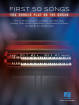 Hal Leonard - First 50 Songs You Should Play on the Organ - Book