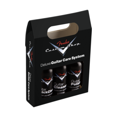 Custom Shop 3 Step Guitar Cleaning Kit