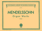 Hal Leonard - Organ Works, Op. 37/65 - Mendelssohn/Warren - Organ - Book