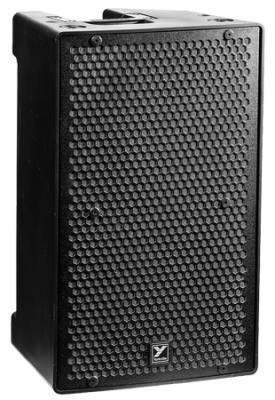 Parasource 1600 Watt Peak 10-Inch+Horn Active PA Cabinet