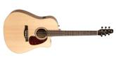 Seagull Guitars - Entourage Natural Spruce Acoustic/Electric Guitar