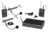 Samson - Concert 288 Presentation Dual-Channel Wireless System - I-Band
