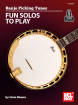Mel Bay - Banjo Picking Tunes: Fun Solos to Play - Gomez - Banjo - Book/Audio Online