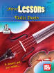 Mel Bay - First Lessons: Violin Duets - Duncan - Book/Audio Online