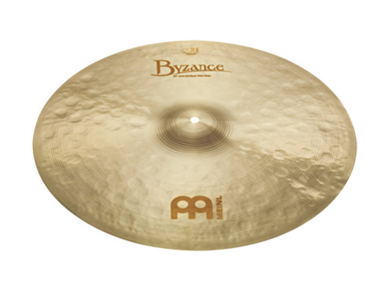 meinl byzance jazz thin ride cymbal 20 inch long mcquade musical instruments. Black Bedroom Furniture Sets. Home Design Ideas