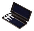 Fox - Oboe Reed Case - 3-Reeds