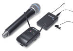 Samson - Concert 88 Camera Combo Wireless Microphone System