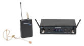 Samson - Concert 99 Frequency-Agile UHF Wireless System with SE10 Headset Microphone - K-Band