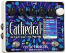 Electro-Harmonix - Cathedral Stereo Reverb Pedal