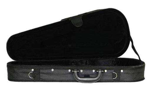 Tenor Ukulele Foam Case - Black