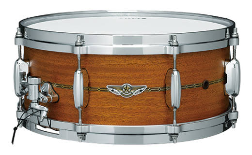 Star Series Oiled Mahogany Snare - 6 x 14 inches