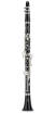 Yamaha Band - YCL-450N Bb Clarinet with Nickel-Plated Keys - Grenadilla