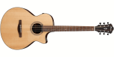 Ibanez - AE275BT Acoustic/Electric Guitar - Natural Low Gloss