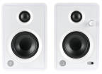 Mackie - CR3-XBT 3 Multimedia Monitors with Bluetooth (Pair) - Limited Edition White