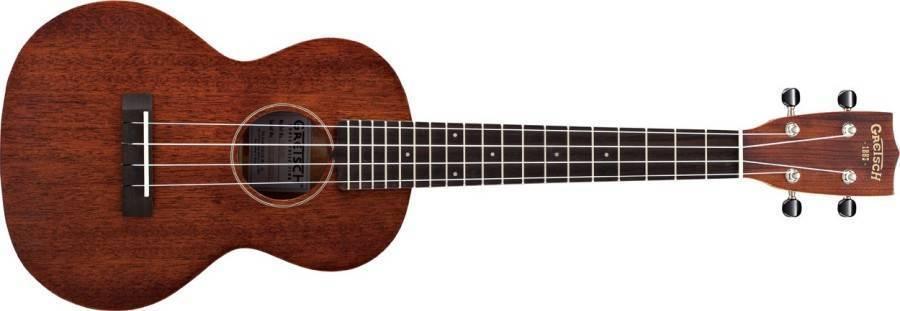gretsch guitars g9120 standard tenor ukulele w gig bag long mcquade musical instruments. Black Bedroom Furniture Sets. Home Design Ideas