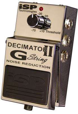 Decimator 2 G-String Noise Reduction Pedal
