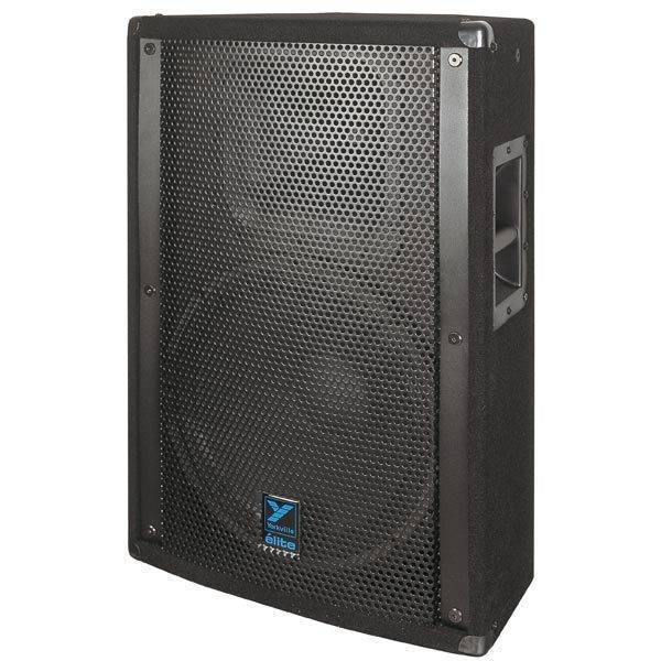 yorkville sound elite series passive speaker 15 inch woofer 700 watts long mcquade. Black Bedroom Furniture Sets. Home Design Ideas