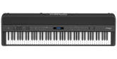 Roland - FP-90X Weighted Key Digital Piano - Black