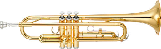 Standard Trumpet - Gold Lacquer