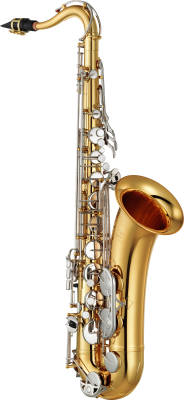 Standard Tenor Saxophone - Gold Lacquer