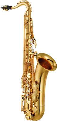 Standard Tenor Saxophone - High F#  - Gold Lacquer
