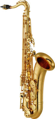 Intermediate Tenor Saxophone - High F# - Gold Lacquer