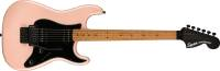 Squier - Contemporary Stratocaster HH FR, Roasted Maple Fingerboard - Shell Pink Pearl