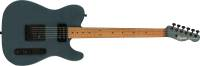 Squier - Contemporary Telecaster RH, Roasted Maple Fingerboard - Gunmetal Metallic