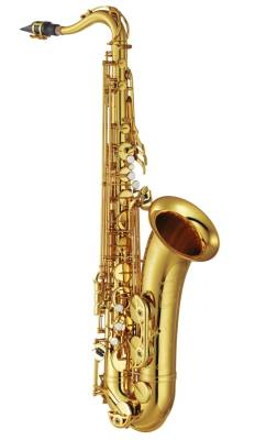 Professional Tenor Saxophone - Gold Lacquer