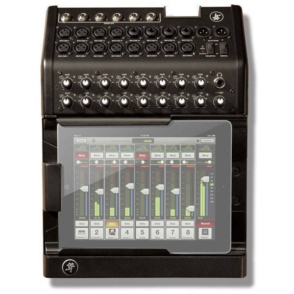 mackie 16 channel digital mixer w ipad control long mcquade musical instruments. Black Bedroom Furniture Sets. Home Design Ideas