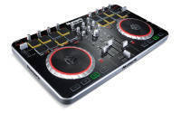 Numark - 2-Channel DJ Controller with Audio I/O