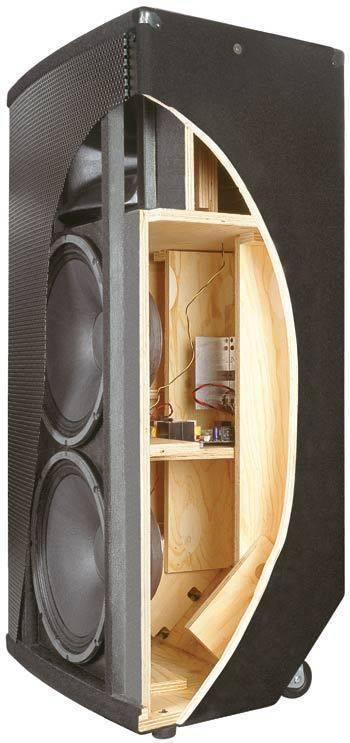 Yorkville Sound Elite Series Passive Speaker - 2 X 15 Inch/ 2 Inch 1200 Watts - Long & McQuade ...