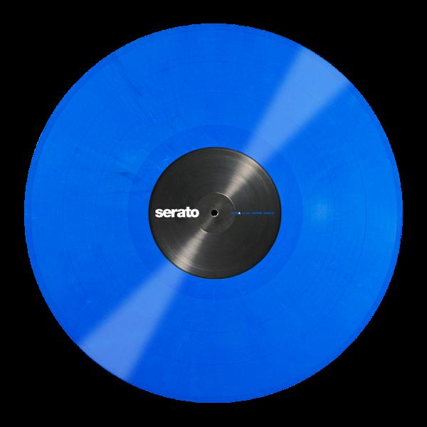 Serato Performance Series Vinyl Pressing Pair Blue