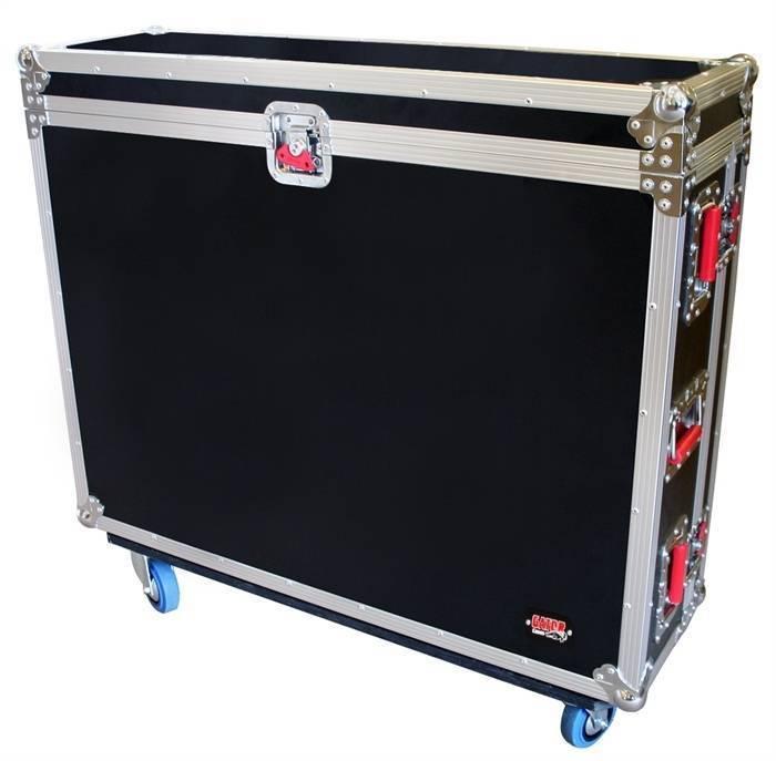gator ata wood flight case for behringer x 32 mixer long mcquade musical instruments. Black Bedroom Furniture Sets. Home Design Ideas