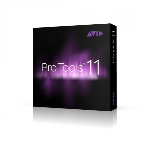 Avid Pro Tools 11 Multi Track Software - Educational Edition