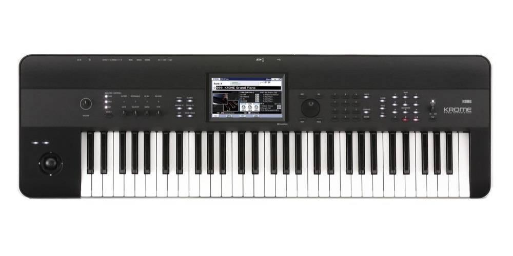 KROME-61 Music Workstation Keyboard - 61 Key