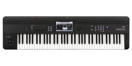 KROME-73 Music Workstation Keyboard - 73 Key