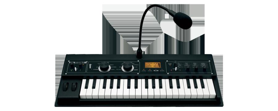 Korg - Micro Synthesizer/Vocoder