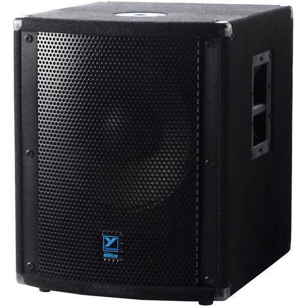 Yorkville Sound Elite Series Powered Subwoofer 15 Inch