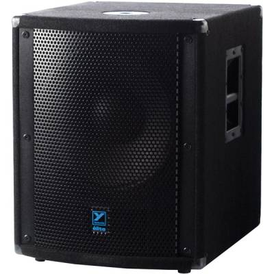 Elite Series Powered Subwoofer - 15 inch  Woofer - 720 Watts